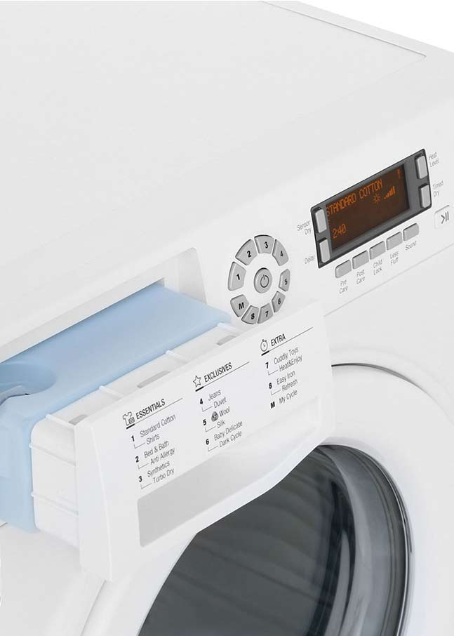 Hotpoint Condenser Dryer 2