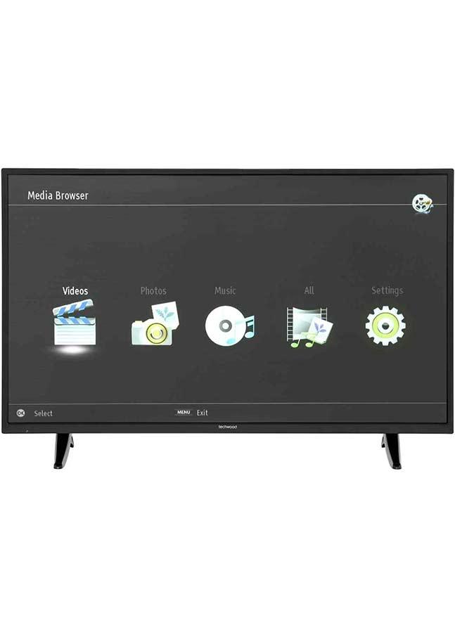 techwood 43 smart tv yes appliance rentals. Black Bedroom Furniture Sets. Home Design Ideas