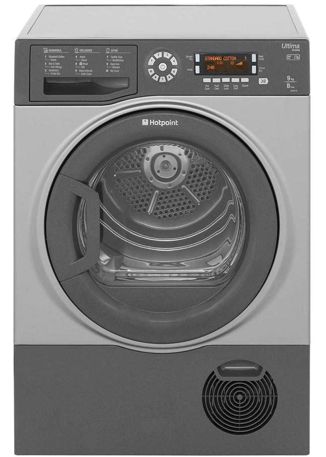 Hotpoint Condenser Dryer 3